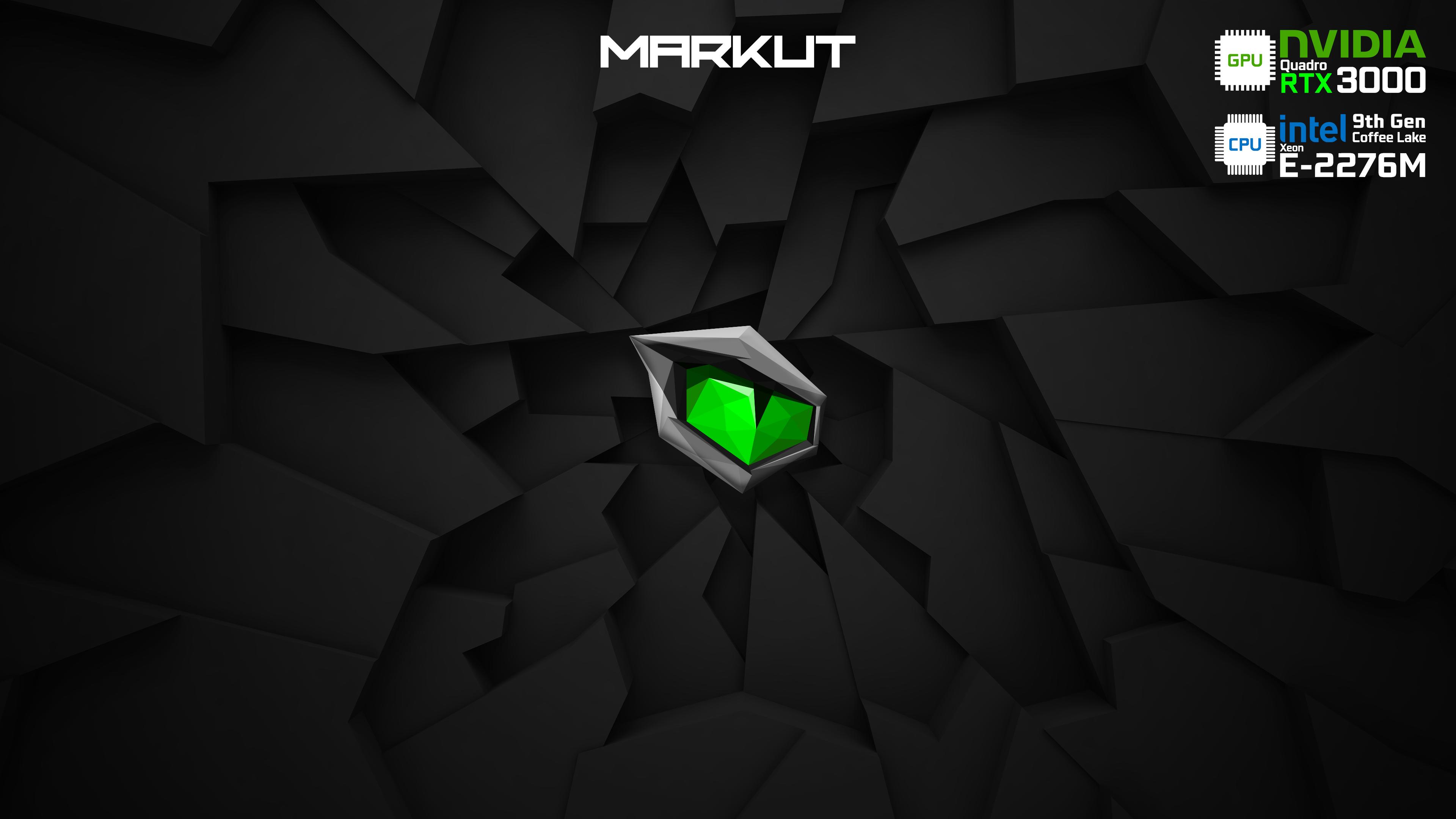Monster - Markut - RTX3000 - Xeon-E-2276