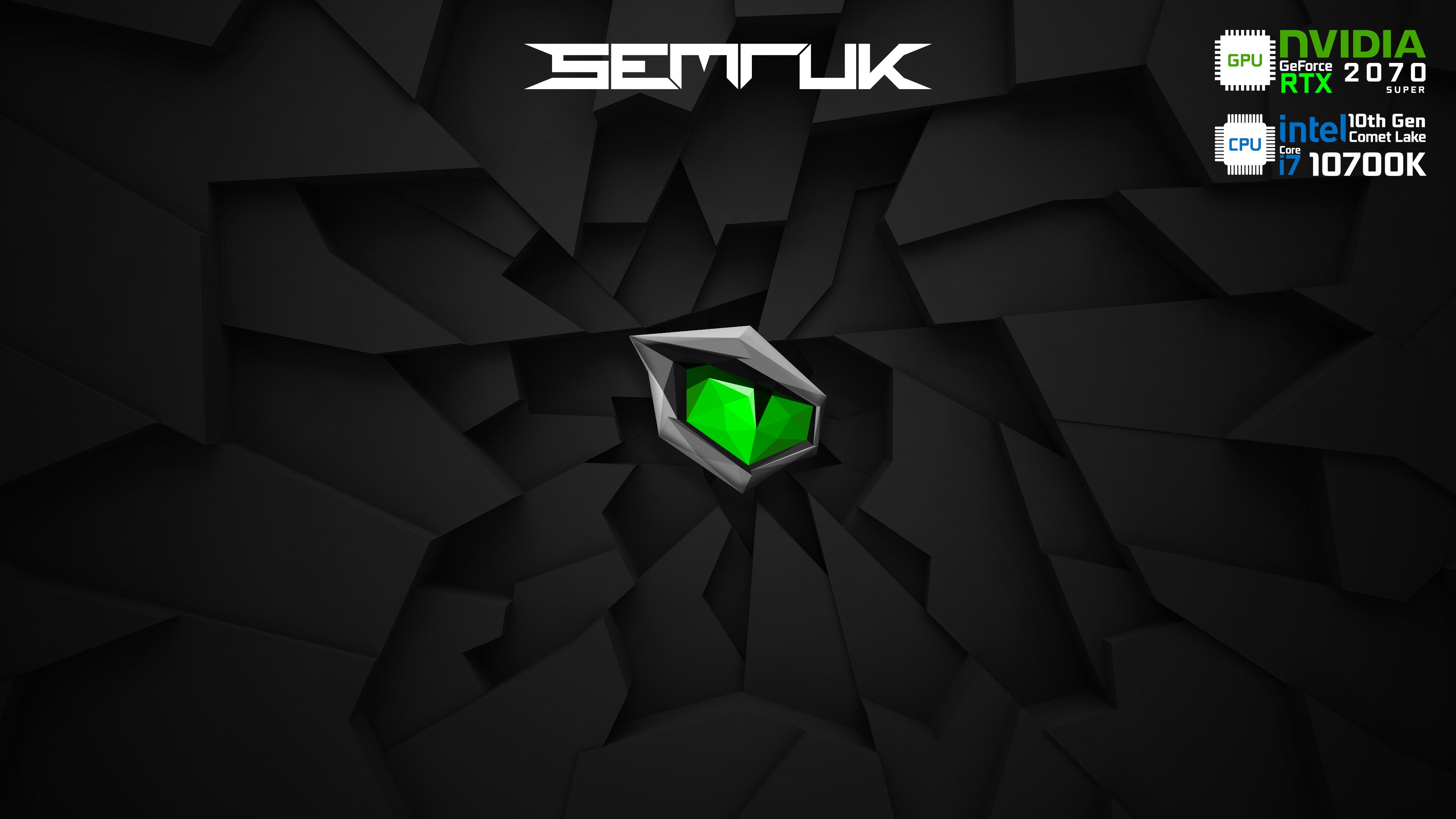 Monster - Semruk - 2070SUPER - i7 - 10700K