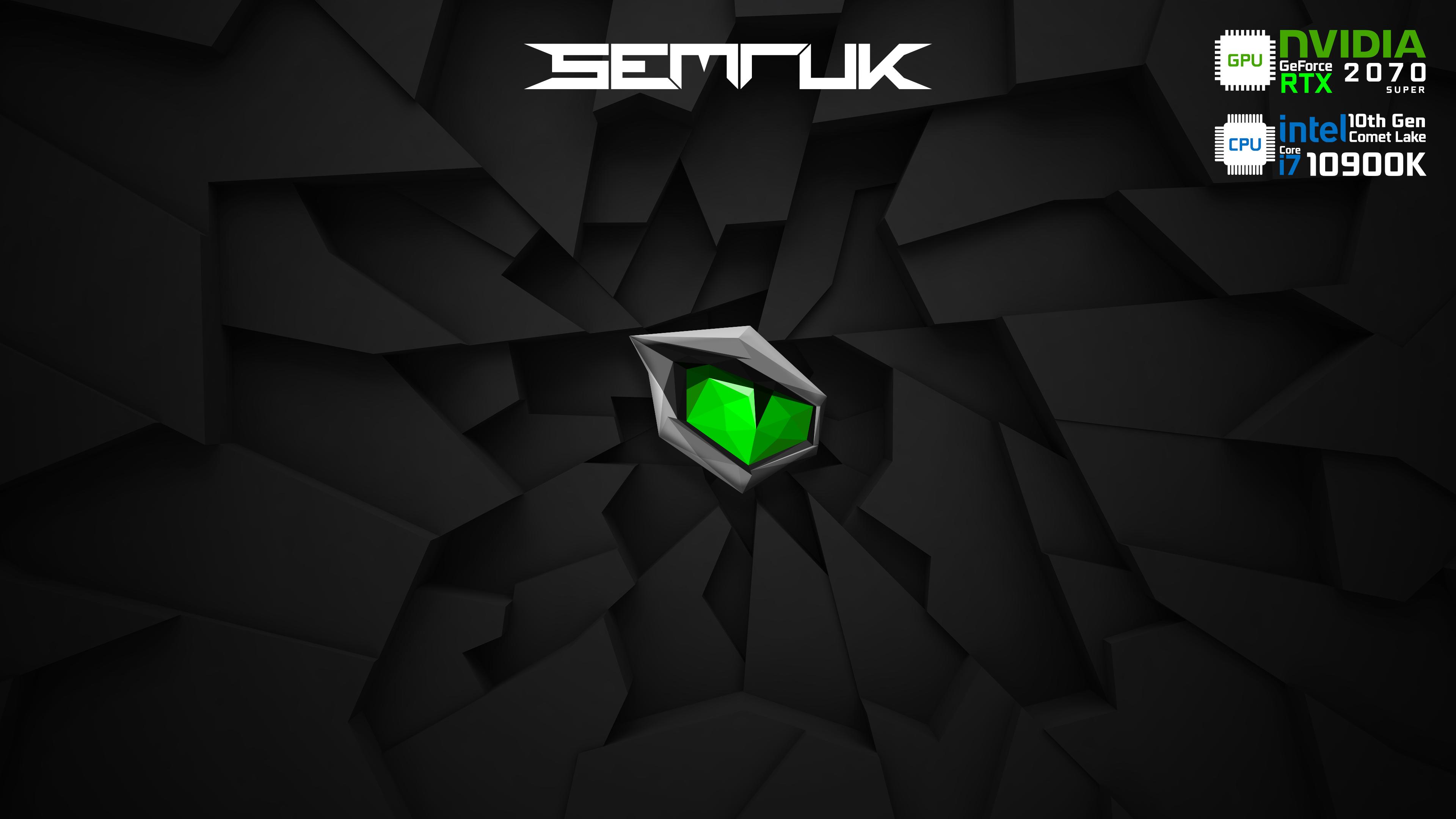 Monster - Semruk - 2070SUPER - i7 - 10900K