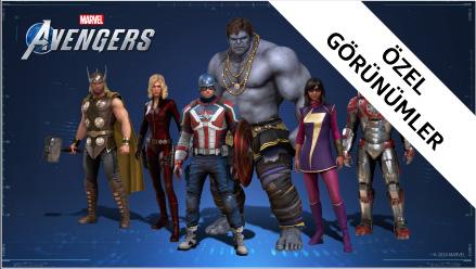Monster Notebook Avengers Kampanyası