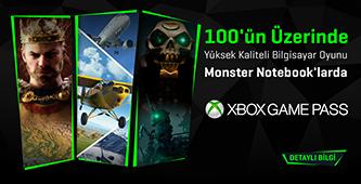 Xbox Game Pass Kampanyası