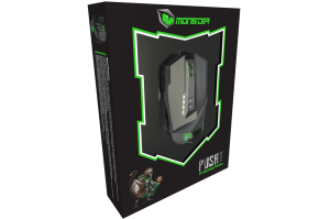 Monster Pusat V4 Gaming Mouse