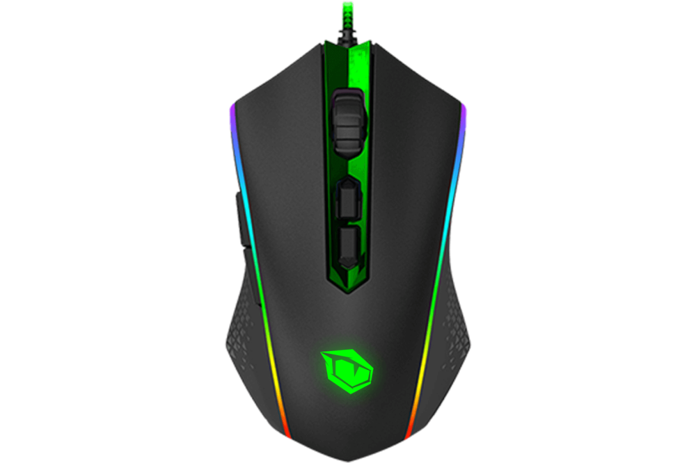Monster Pusat V6 Gaming Mouse