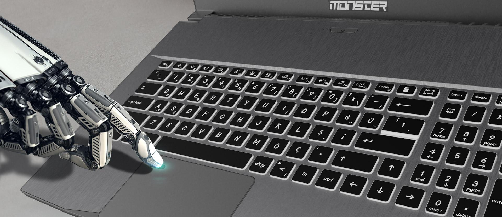 Monster Notebook Markut M7 V4.1