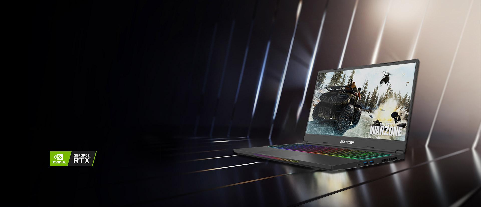 Monster Notebook TULPAR T5 V21.4.1